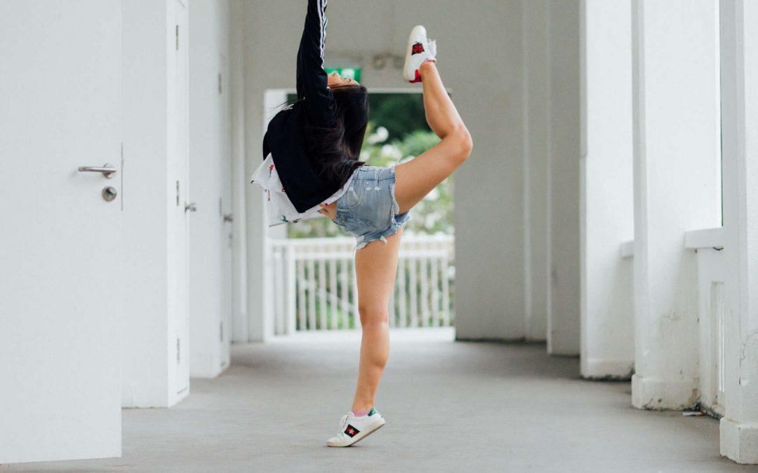 Taniec jako aktywna forma spędzania czasu wolnego