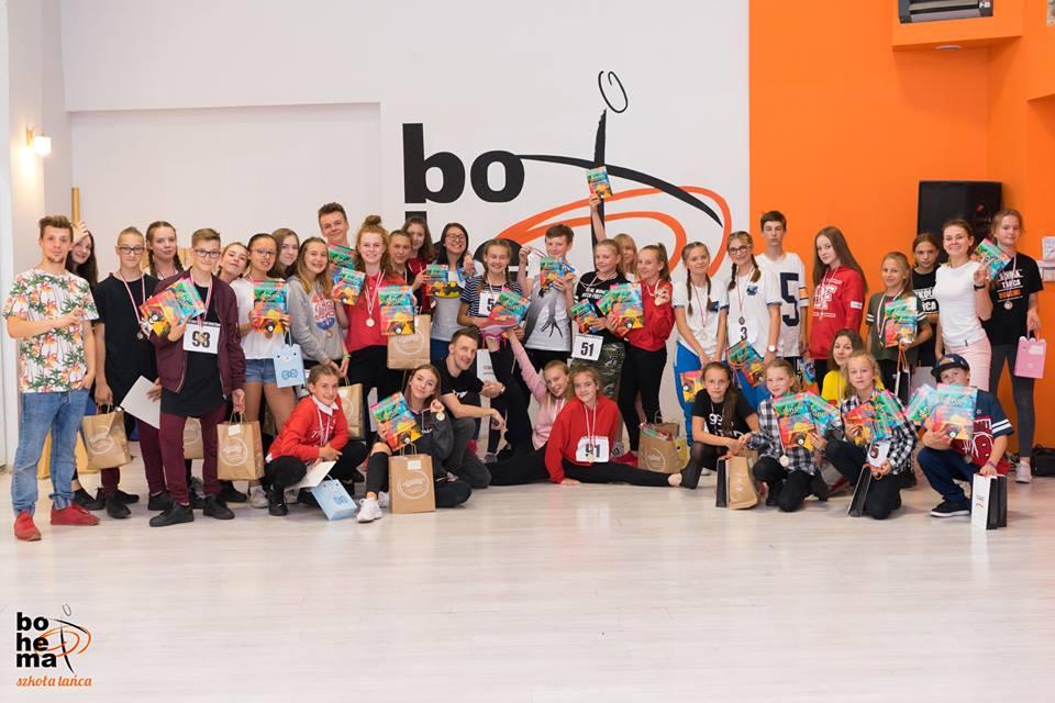II Mistrzostwa Szkoły Tańca BOHEMA