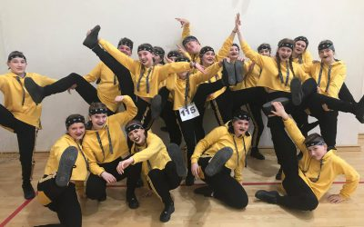 Turniej Tańca WIOSENNE FANABERIE Gniezno