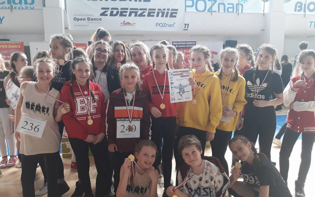 Ogólnopolskie Mistrzostwa Tańca ZACHODNIE ZDERZENIE