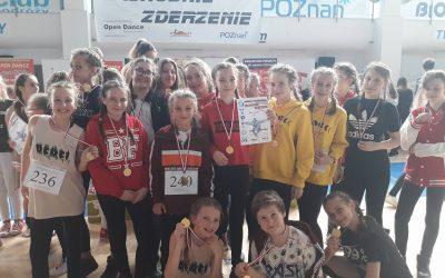 Mistrzostwa Tańca ZACHODNIE ZDERZENIE 7.04.2018