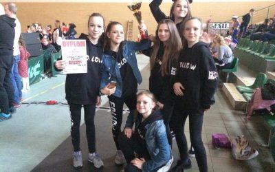 XI Ogólnopolski Turniej Tańca Nowoczesnego Brodnica 7.04.2018