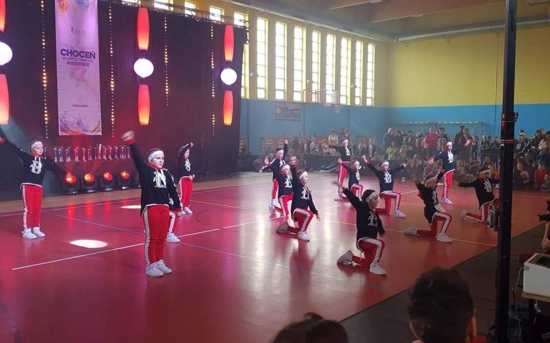 VIII Ogólnopolski Turniej Tańca Nowoczesnego Choceń