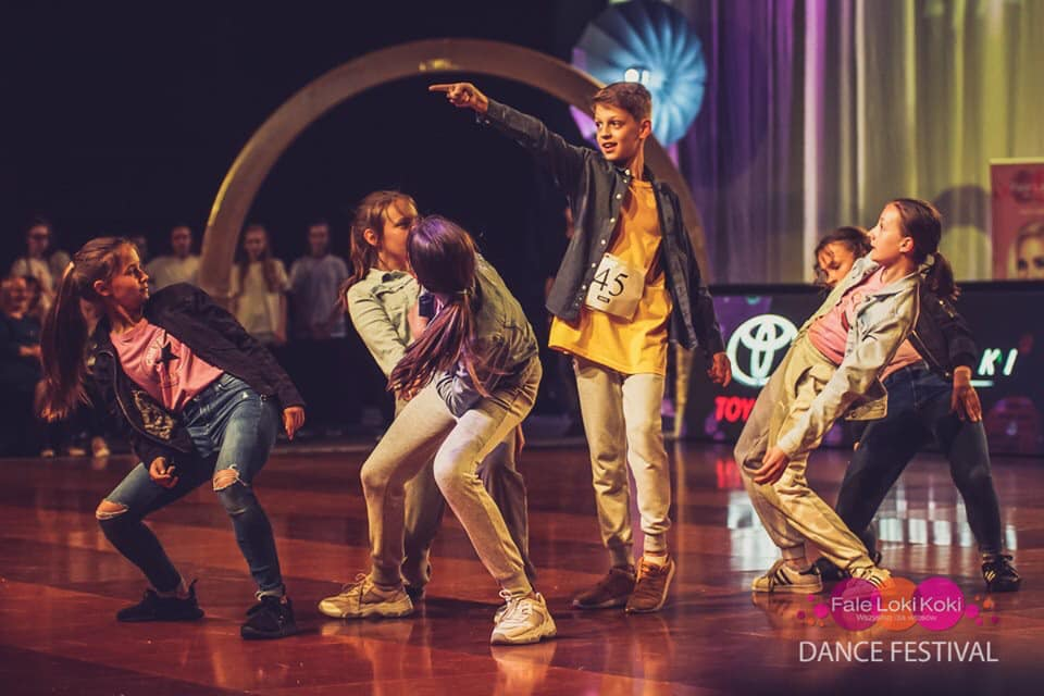 Dance Tribute i Fale Loki Koki Dance Festival