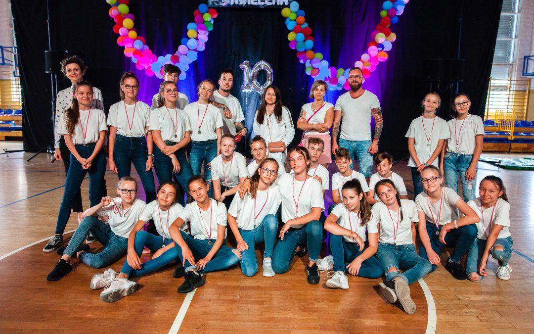 X Gala Taneczna Szkoły Tańca BOHEMA