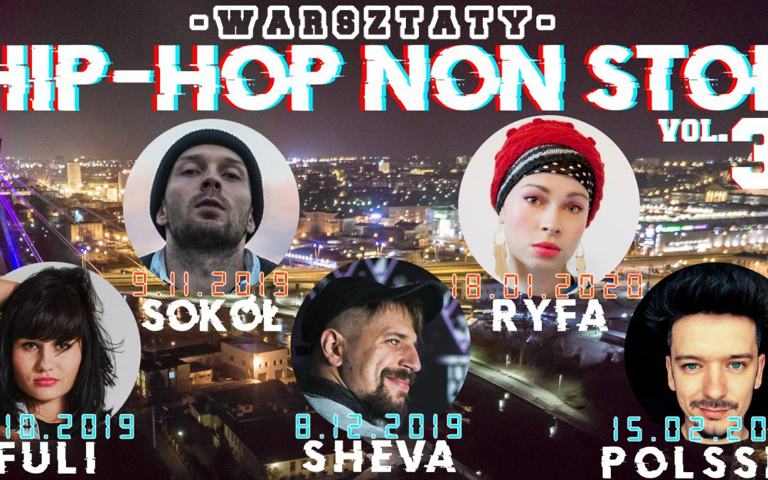 HIP HOP NON STOP vol. 3