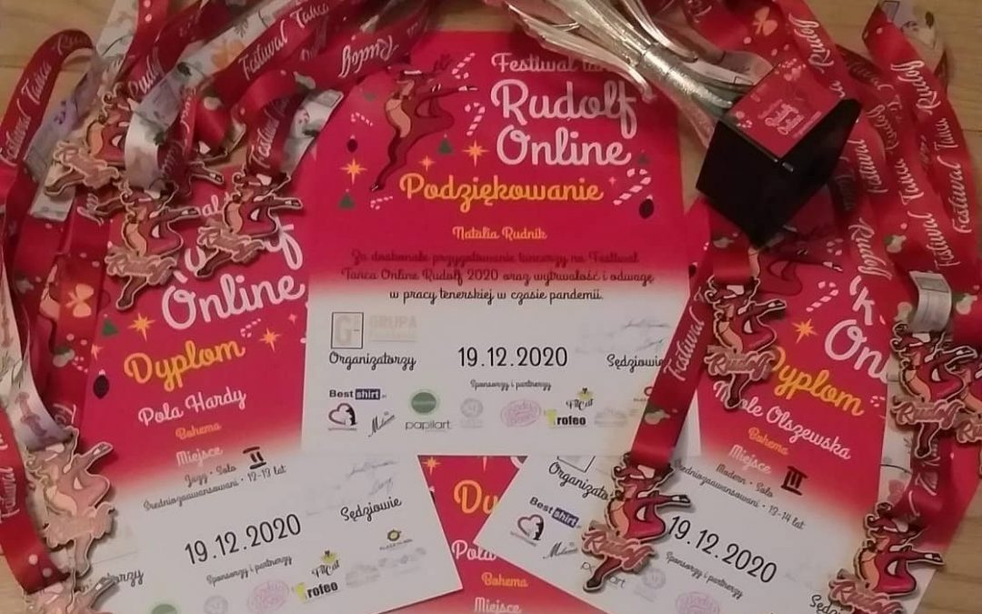RUDOLF – FESTIWAL ONLINE 19.12.2020